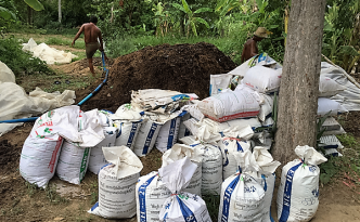 Compost production increases