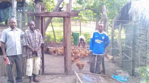 Micro Loan chicken banda 600