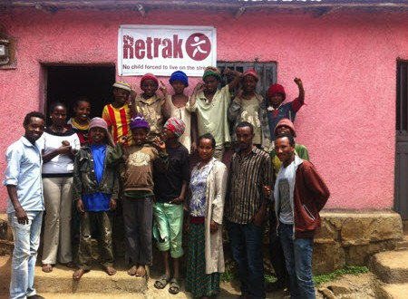 retrak team
