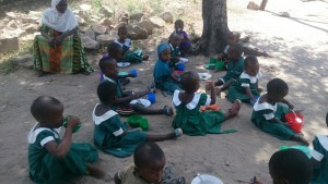 KCM kindergarten breakfast