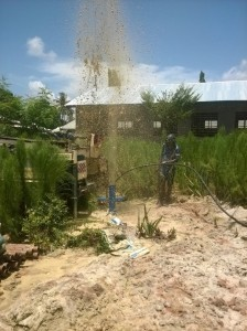 SAWA - 2017Q1 - Borehole Flushing