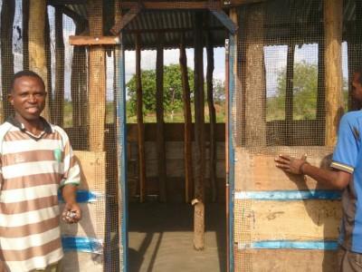 KCM - Omari Mtumbi Chicken Banda