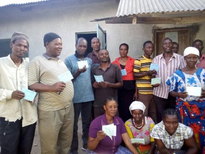 Tupendane - Mwangaria VICOBA - 20180119
