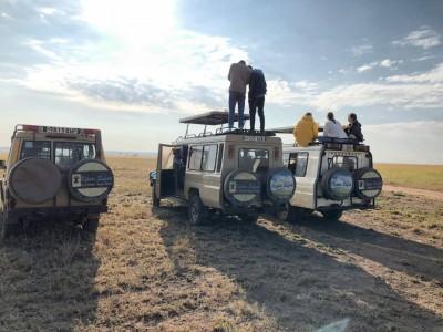 Lishe Bora - Rollins 2018 Photo - safari